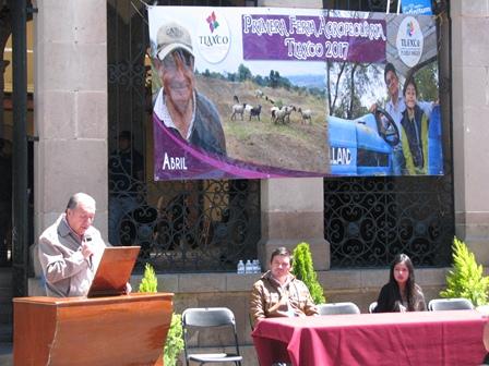 Organiza gobierno municipal Feria Agropecuaria Tlaxco 2017