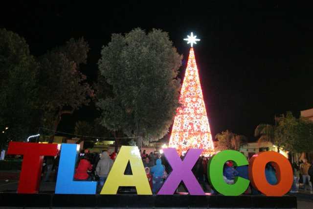 Llegará la navidad mágica de Tlaxco el próximo sábado