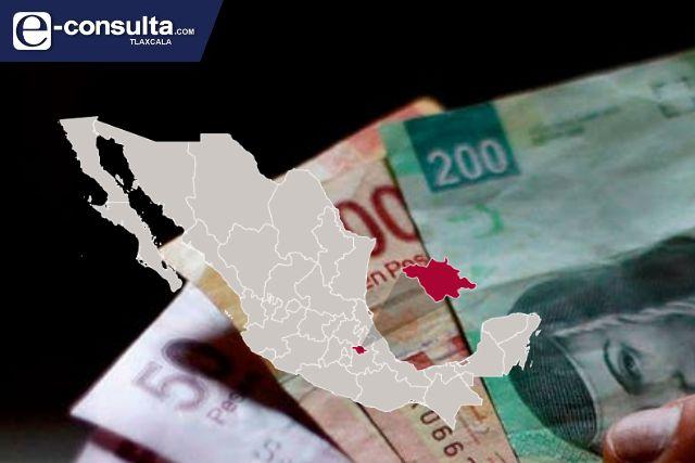 Le dan palo al presupuesto de Tlaxcala para 2021