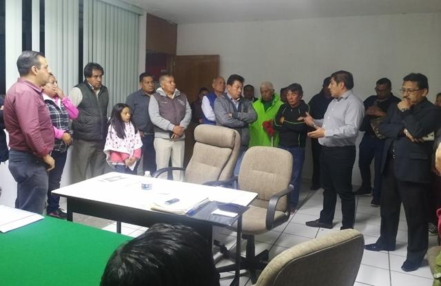 Niega ayuntamiento de Totolac uso de fuerza contra periodista