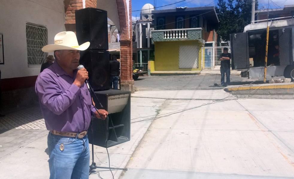 Alcalde electo de Tocatlán ofrece un gobierno para todos