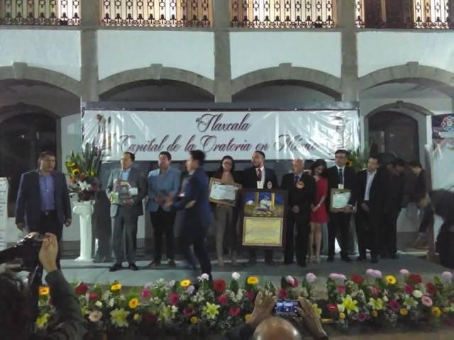 Con éxito se realizó la XIX edición del Premio Toci al Mejor Orador