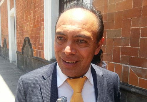 Reta delincuencia al inexperto alcalde Tomás Orea