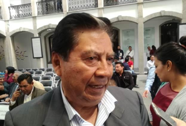 El ex priista Joel Molina dice que sigue dirigiendo a Morena en Tlaxcala