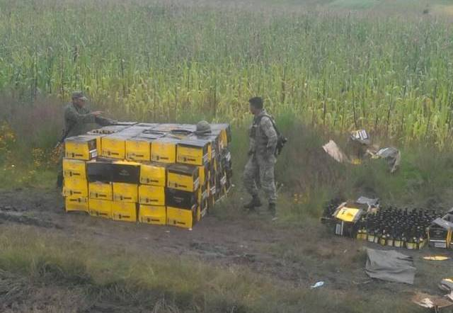 Se agudizó en Tlaxcala robo de licores transportado en trenes