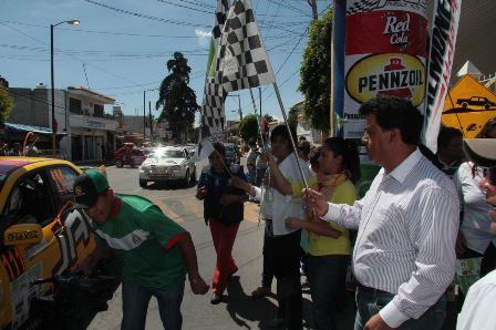Sin contratiempos inicio Rally Jeroc´s-Tlaxcala-Totolac