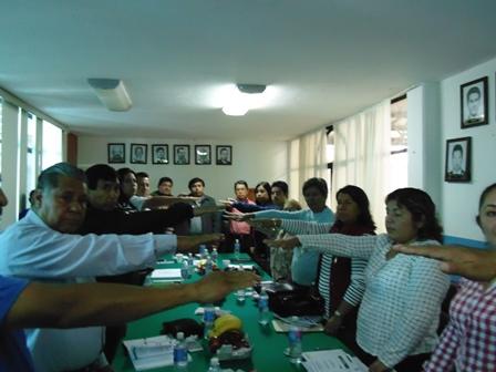 Reestructuran Consejo Municipal de Desarrollo Rural