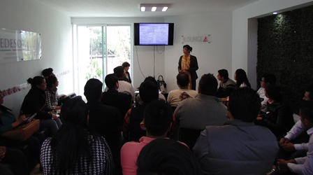 Impulsa Totolac capacitación para proyectos dirigidos a jóvenes
