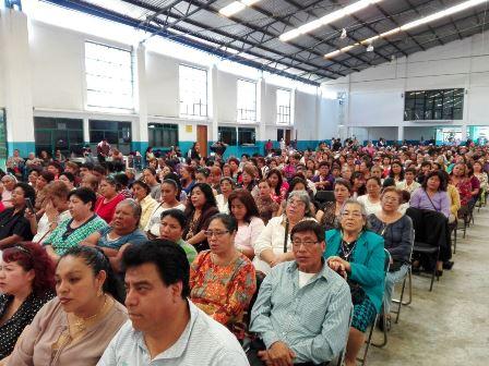 Festeja Ayuntamiento de Totolac a las madres