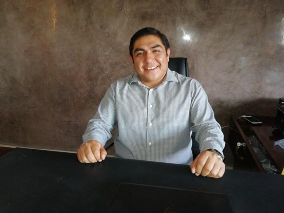 Donará alcalde de Totolac 50% de su salario a proyecto de contingencia