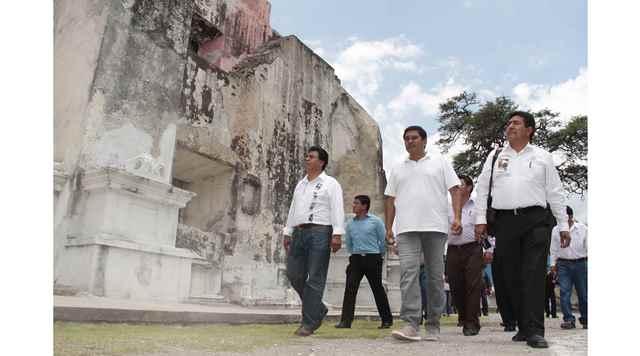 Formalizan Totolac y Jonacatepec hermanamiento