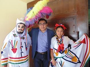 Felicita alcalde a restaurante de Totolac por recibir Distintivo H