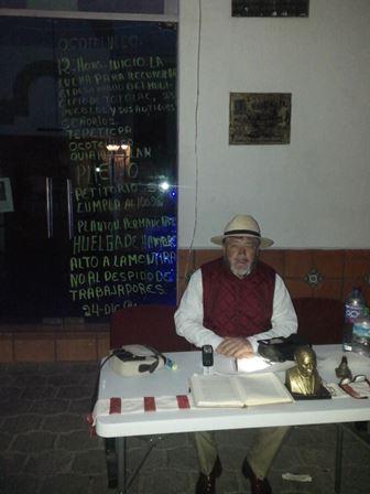 Inician huelga de hambre por mal trabajo de alcalde de Totolac