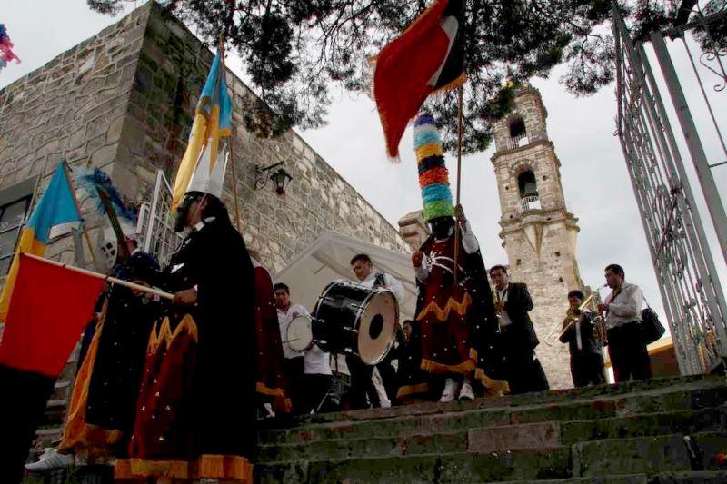 Acusan presidente de San Miguel Tlamahuco de obstaculizar desarrollo cultural en Totolac