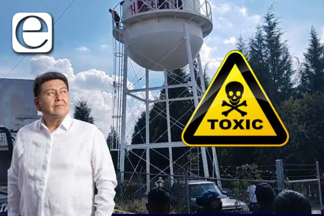 Alcalde de Huactzinco sería responsable de la intoxicación de dos personas