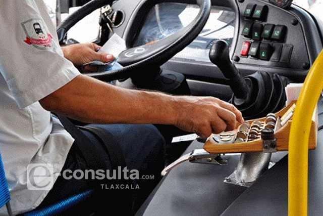 Transportistas reducirán el servicio en Xicohtzinco por ausencia de pasajeros