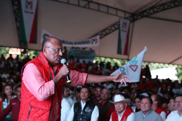 Vamos a ganar la presidencia de México con Meade: Juárez