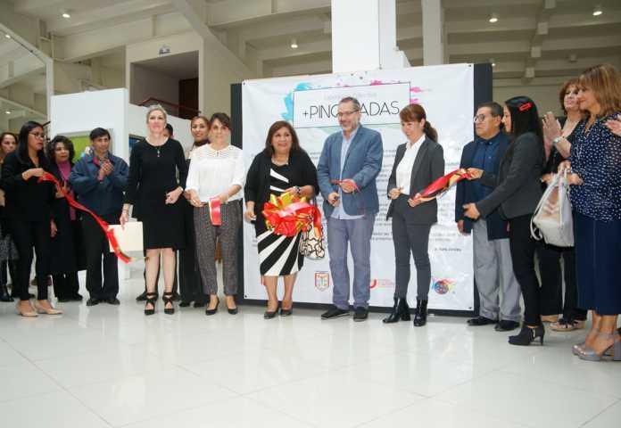 Realiza UATx Exposición  + Pinceladas