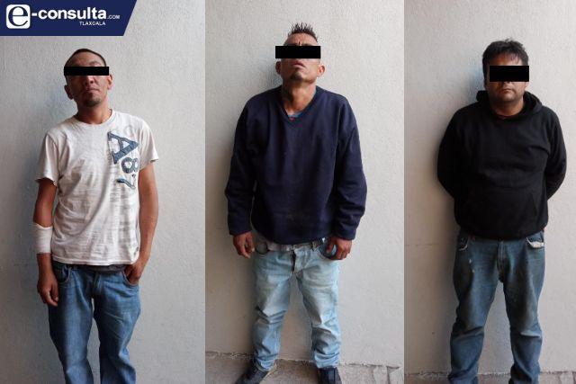 Frustra Seguridad Pública de Tepetitla robo en domicilio de San Mateo Ayecac