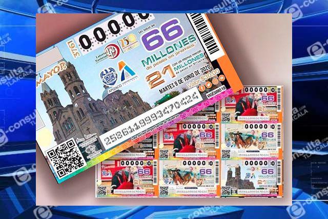 Emiten billete de lotería con imagen de El Pana