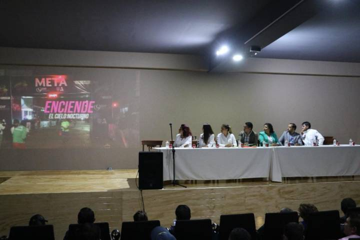 "Anuncian gran carrera nocturna ""Party Run"" en Apizaco"