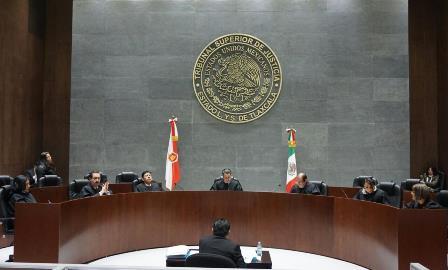 TSJE extinguen y modifican Juzgados del sistema tradicional