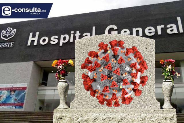 Hospital del ISSSTE se vuelve la tumba de pacientes con COVID-19