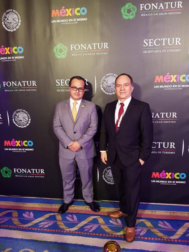 Reconocen a México en Feria Internacional de Turismo en España