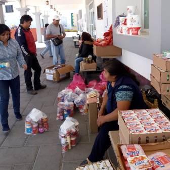 Ayuntamiento y fundación ofertan productos de la canasta básica
