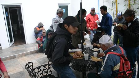 Ayuntamiento festejó a los trabajadores en el Día del Padre