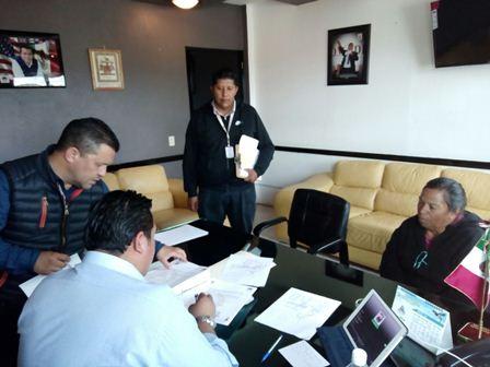 Gobierno de puertas abiertas el de Tzompantepec