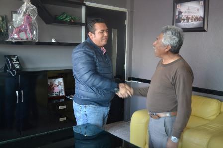 Preside Arturo Rivera un gobierno municipal de gestión