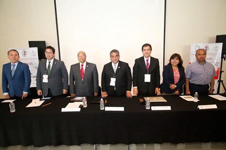 Recibió UATx sesión de la Red de Seguridad Institucional de la ANUIES