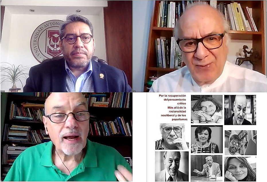Reúne UATx a grandes intelectuales de categoría internacional