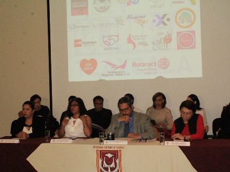 La UATx da su respaldo total a la Ley Olimpia en Tlaxcala