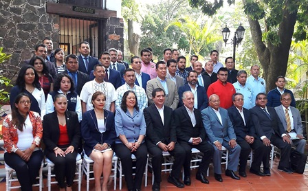 Participó la UATx en sesión de la Red de Seguridad Institucional de la ANUIES