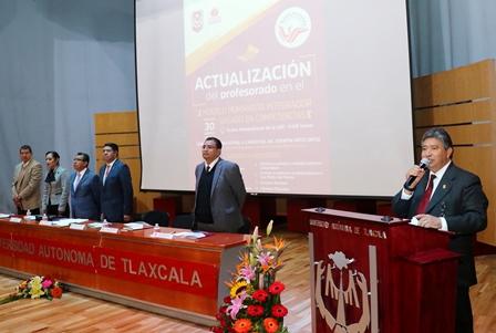 A la vanguardia la UAT gracias al Modelo Humanista Integrador basado en Competencias