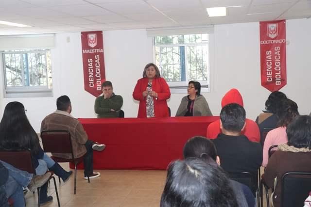 Inicia actividades Centro Tlaxcala Biología de la Conducta de la UAT