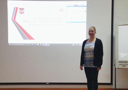 Participó UAT en conferencia virtual de la Organización Panamericana de la Salud