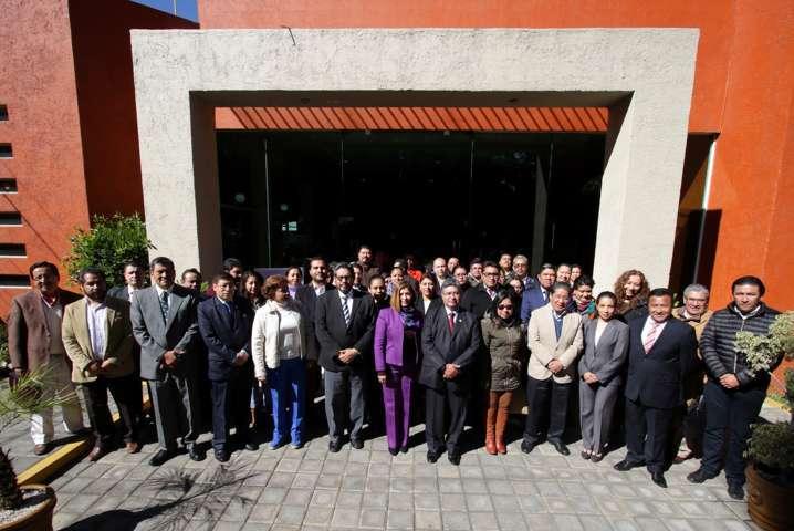 Organizó la UAT su 1er. Ciclo de conferencias en globalización