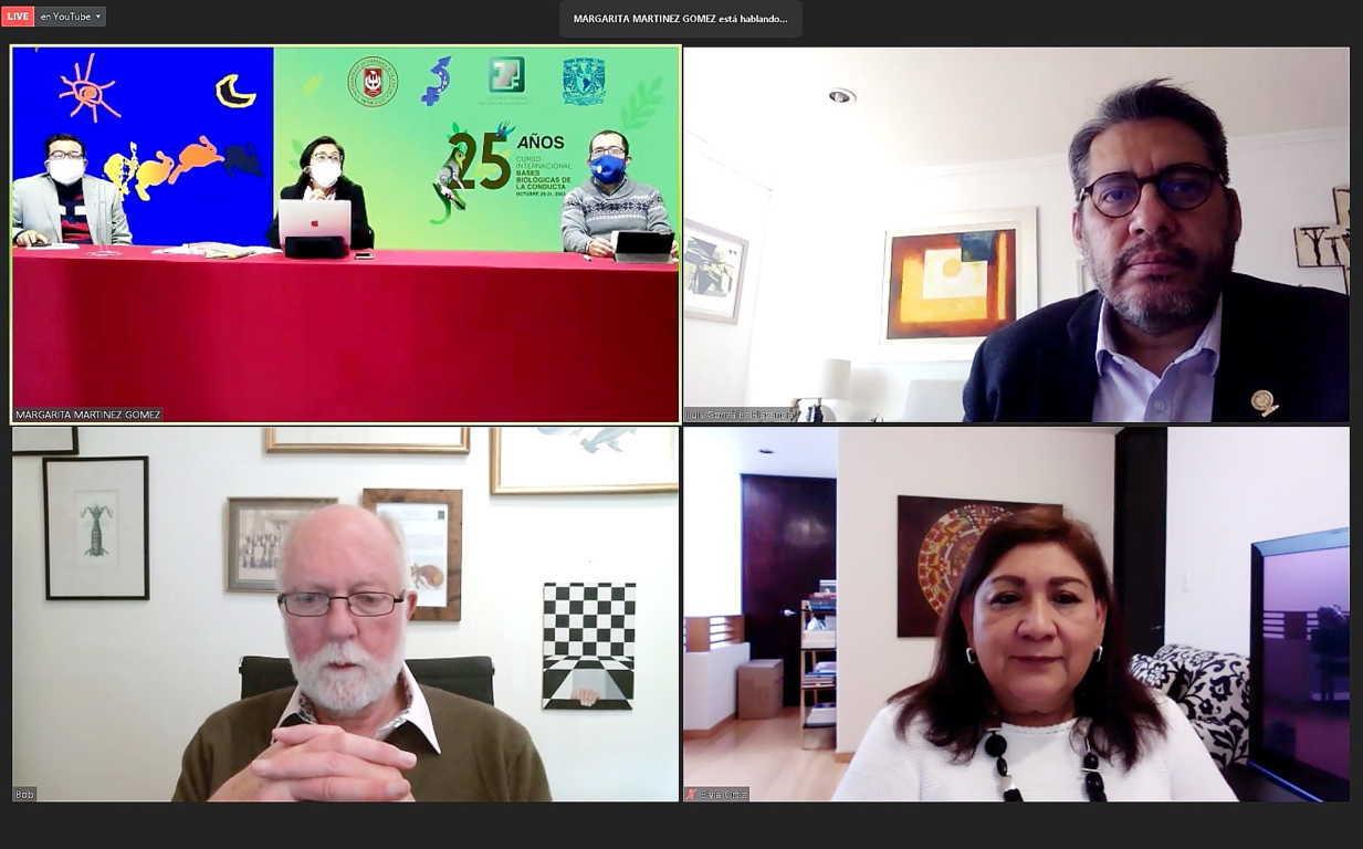 Congrega UATx a investigadores en biología de la conducta