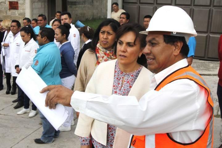 Inicia construcción de unidad básica de rehabilitación en Zacualpan
