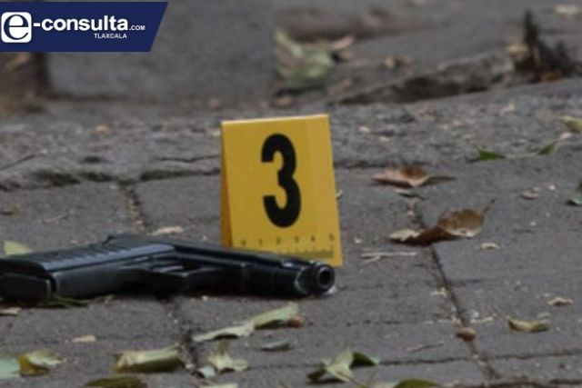Disminuyen homicidios dolosos en Tlaxcala, según el SESNSP