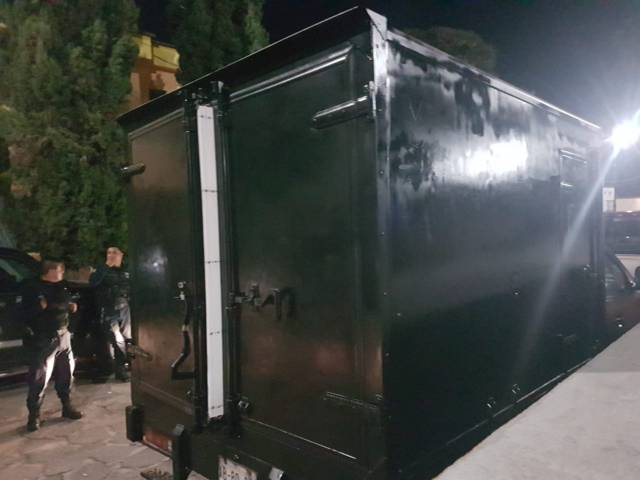 Policía municipal recupera dos unidades con reporte de robo