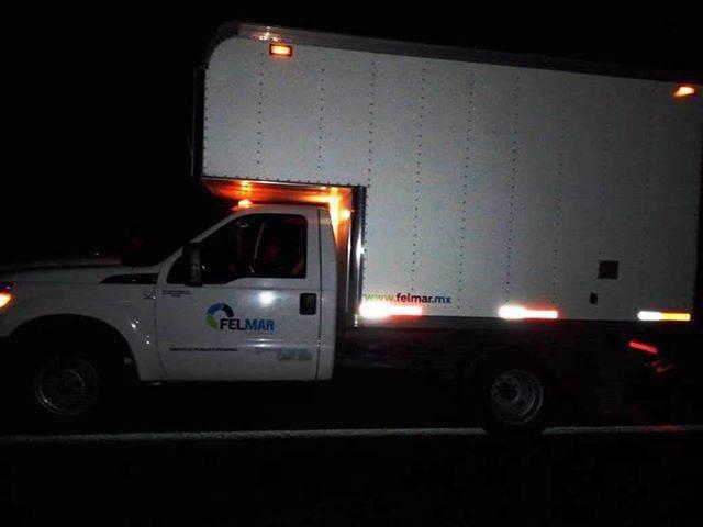 Asegura Policía Estatal una camioneta en Tzompantepec