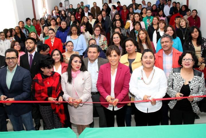 Instalan unidad de igualdad de género en el DIF estatal
