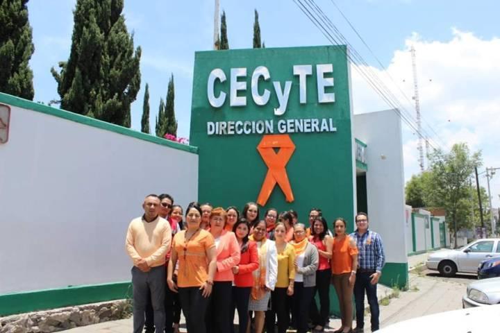 Instaló CECyTE-EMSaD unidad de igualdad de género