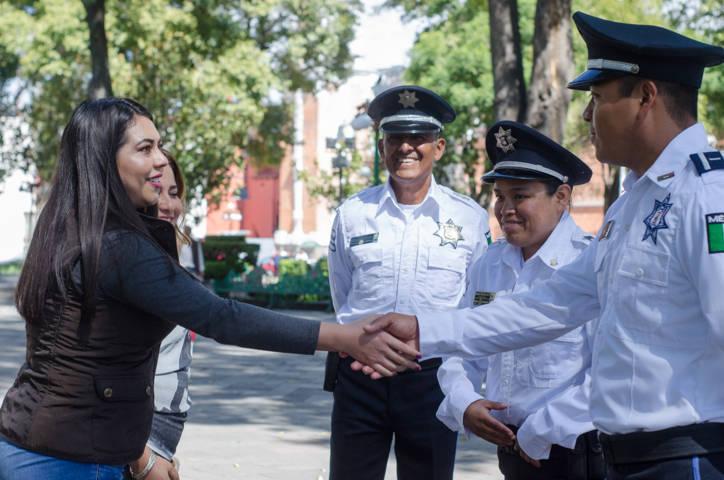 Tlaxcala capital, por abajo de la media nacional en percepción de seguridad pública: INEGI