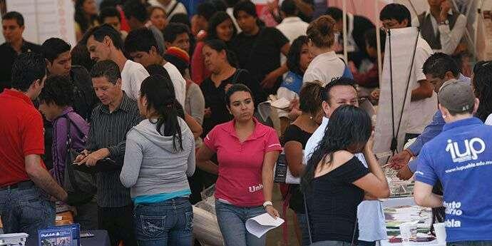 Realizarán encuentro profesional de universidades en el zócalo de Tlaxcala