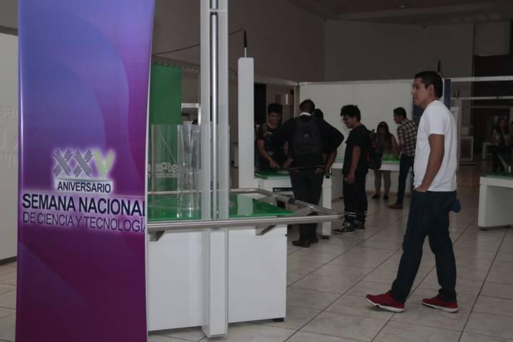 """Conoce la exposición """"Universum"""" en Tlaxcala Feria 2018"""